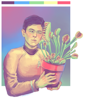 ST- Sulu + Plant by Mieaou