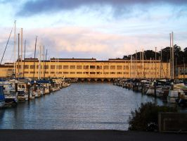 Fort Mason from the back by voodoochild84