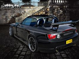 Honda s2K  - BlackPearl by Battle-Cry-TR