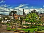 Market Place - Lima by pingallery