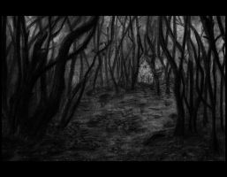 Dark Forest by so-aesthetic