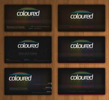 ColouredSolutions BusinessCard by moDesignz