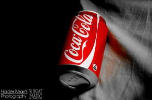 Coke anyone? by KINAMATIX