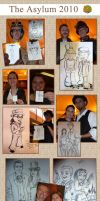Steampunk Commissions 2010 by happymonkeyshoes