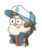 Dipper by OysteIce