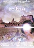 The Host movie poster by TheSearchingEyes