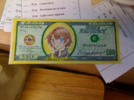 Rune Factory Dollar- Front by notsohuman