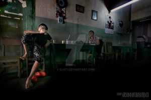 No Manners by djati