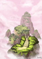 5 - Mountains by TheSpectral-Wolf