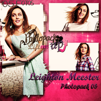 Photopack 05 Leighton Meester by PhotopacksLiftMeUp