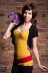 Kitty Pryde by MeganCoffey