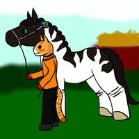 Halter Training: Animated by Experimentor-Iblis