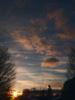 Friday Morning March 15 by CiacoAgain