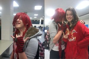 Look~ a Grell! by Gangster-dog