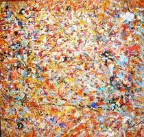 Abstraction 2008 by Evilpainter