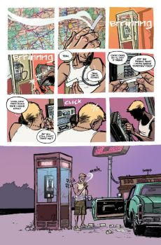 Loose Ends issue 1 page 2 by whoisrico