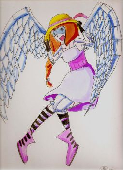 Angel by Amici314