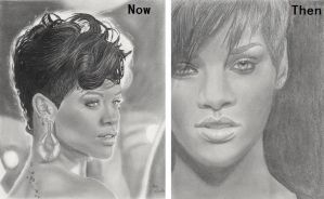 Rihanna -My Progress- by FromPencil2Paper