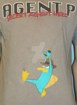 Phineas and Ferb T-Shirt 3 by RonRebel