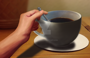Coffee by grasssnake485