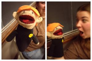 YaW: Bothering-Ron Puppet by VesteNotus