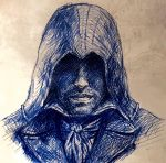 A quick sketch of Arno Dorian by Glandal