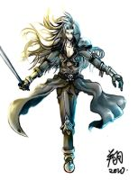 Sephiroth by Chris0919