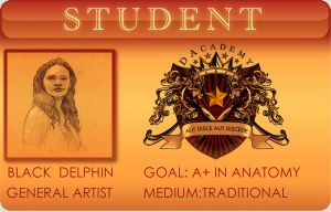 StudentID by BlackDelphin