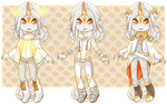 :Extra to adopt09: Outfits by BlackMayo