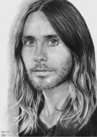 Jared Leto by VikkyIo