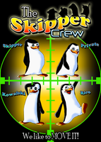 The Skipper Crew ID by UncleLaurence