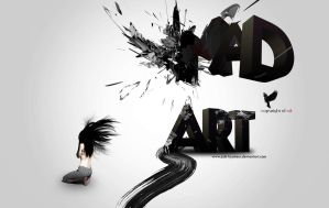 Mad Art -4- by ZakHarrar