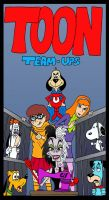 Toon Team-Up by Lordwormm