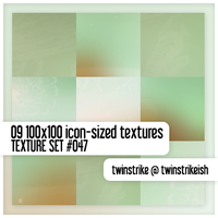 Texture Set 047 by twinstrikeish