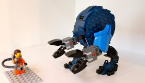 Lego Half-Life: Gargantua by NeweRegion