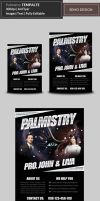 Astronomy Palmistry Flyer Template by seemiislam