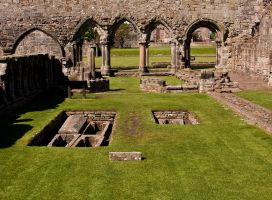 St. Andrews Cathedral 1 by DundeePhotographics