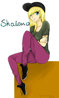 ShalonaPL [FanArt] :3 by AyanoChanx3