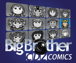 Big Brother CDZ Comics Updated by thebrazilianMark