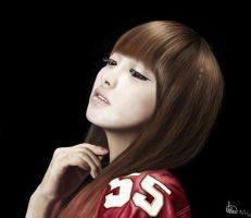 Digital drawing- Victoria f(x) by Eonnichan
