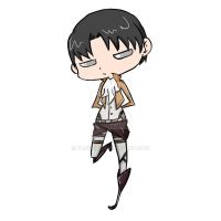 Levi Rivaille by fireykaigurl