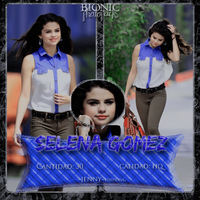+SelenaGomez Pack Hq by Jenn-R