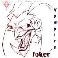 Vampire Joker by Dokuro