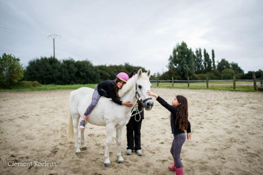 Pony, happiness by ClementRoelens