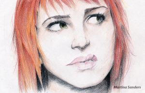 Hayley Williams by Leadto-Light