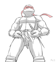 Raph by MsObscure