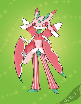 Lurantis by OmegaSnakey
