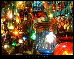 colors of a mystic bazaar by pattadetta