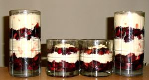 Jello Fruit Trifle by Sumbdumbkid