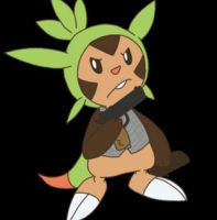 BulletProof! -Chespin by CNat